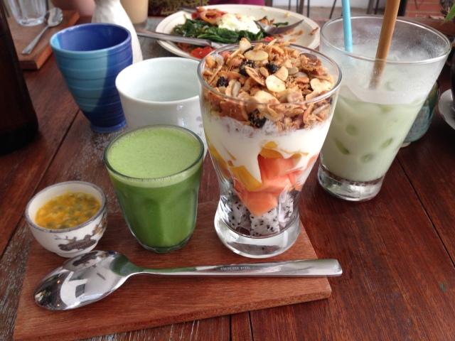 Lot 369 breakfast